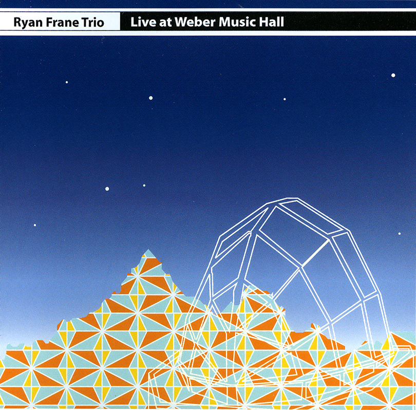 Ryan Frane Trio: Live at Weber Music Hall